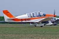 D-EISI @ EDMT - Robin DR.400/180R Remorqueur [1129] Tannheim~D 24/08/2013 - by Ray Barber
