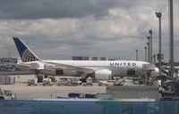 N27908 @ EDDF - Boeing 787-8 - by Mark Pasqualino
