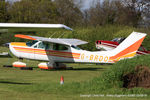 G-BRDO @ EGBD - at Derby airfield - by Chris Hall