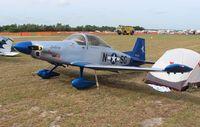 N26SG @ LAL - Mustang II