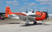 N28XC @ TIX - T-28C - by Florida Metal