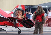 N32KP @ YIP - Jet Waco Taperwing