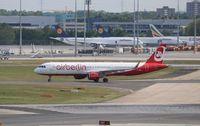 D-ABCM @ EDDF - Airbus A321 - by Mark Pasqualino
