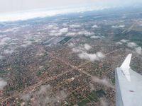 CP-2742 @ SLVR - Flying over Santa Cruz de la Sierra - by confauna