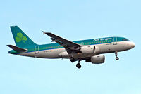 EI-EPT @ EGLL - Airbus A319-111 [3054] (Aer Lingus) Home~G 09/05/2015. On approach 27L.