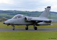 MM7190 @ EGQL - On taxiway for departure from rwy 27 at RAF Leuchars coded 32-17 with 32 Stormo - by Clive Pattle
