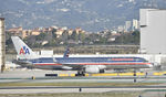 N193AN @ KLAX - Taxiing to gate