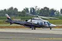 I-RDSN @ LIRU - Agusta A-109S Grand [22041] Rome-Urbe~I 23/08/2014
