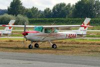 I-ADAA @ LIRU - R/Cessna F.152 [1914] (Aviomar) Rome-Urbe~I 23/08/2014