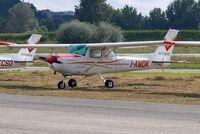 I-AMDK @ LIRU - Cessna 152 [152-85603] (Aviomar) Rome-Urbe~I 23/08/2014