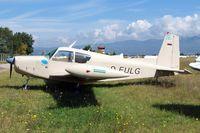 D-EULG @ LIQN - SIAI-Marchetti S.205/20R [215] Rieti~I 24/08/2014 - by Ray Barber