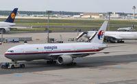 9M-MRH @ EDDF - Boeing 777-200ER