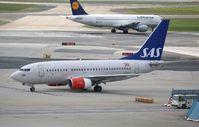 LN-RPZ @ EDDF - Boeing 737-600 - by Mark Pasqualino