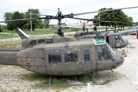 68-16215 @ ARR - a Couple of Hueys at the air classics museum - by olivier Cortot
