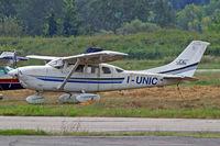 I-UNIC @ LIRU - I-UNIC   Cessna T.206H Turbo Stationair TC [T206-08279] Rome-Urbe~I 23/08/2014