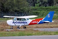 I-SPAA @ LIRU - Cessna 172P Skyhawk [172-74919] (Air Columbia) Rome-Urbe~I 23/08/2014