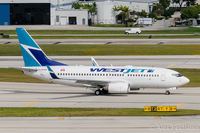 C-GVWJ @ FLL - Ft. Lauderdale - by Alex Feldstein