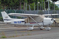 9H-ELP @ LIRU - Cessna 172S Skyhawk SP [172S-8742] Rome-Urbe~I 23/08/2014