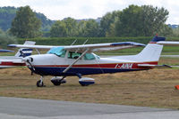 I-AINA @ LIRU - Cessna 172N Skyhawk [172-69301] Rome-Urbe~I 23/08/2014