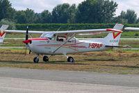 I-SPAP @ LIRU - R/Cessna F.172N Skyhawk [1774] (Aviomar) Rome-Urbe~I 23/08/2014