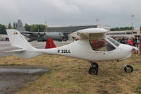 32-LL @ EBAW - At the Stampe and Ercoupe fly in 2015. - by Raymond De Clercq
