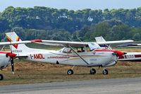 I-AMDL @ LIRU - Cessna 172RG Cutlass RG [172RG-0803] Rome-Urbe~I 23/08/2014