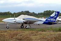 OO-MSN @ LIRU - Cessna T.310R [310R-0562] Rome-Urbe~I 23/08/2014