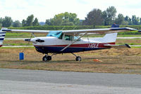 I-IOLE @ LIRU - Cessna 172RG Cutlass RG [172RG-0166] Rome-Urbe~I 23/08/2014