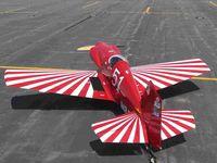 N804DC @ LPR - My scratch built from plans Midget Mustang - by dan chrapczynski