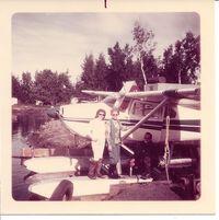 N3160D @ LHD - N3160 on Lake Spenard - by Relative