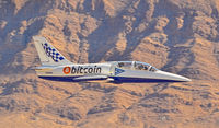 N139ES @ KLSV - N139ES   1980 AERO VODOCHODY L-39C Albatros C/N 031624 -  Las Vegas - Nellis AFB (LSV / KLSV) Aviation Nation 2014 Air Show USA - Nevada, November 8, 2014 Photo: TDelCoro - by Tomás Del Coro