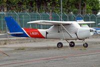 I-RIFI @ LIRU - R/Cessna F.150L [0962] Rome-Urbe~I 23/08/2014