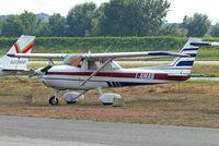 I-AMAB @ LIRU - R/Cessna F.150M [1175] Rome-Urbe~I 23/08/2014