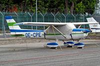 OE-CPE @ LIRU - R/Cessna F.150M [1374] Rome-Urbe~I 23/08/2014