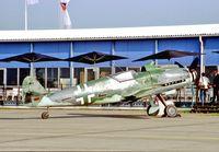 D-FDME @ EDDB - Berlin Air Show 31.5.08 - by leo larsen