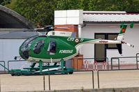 CFS11SL @ LIRU - Breda-Nardi NH-500D [BH-15] (Italian Forestry Corps) Rome-Urbe~I 23/08/2014 - by Ray Barber