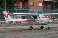 I-BOYA @ LIRU - Cessna A.152 Aerobat [A152-0966] (Aviomar) Rome-Urbe~I 23/08/2014