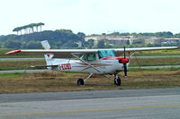 I-ECSO @ LIRU - Cessna 152 [152-83856] (Aviomar) Rome-Urbe~I 23/08/2014
