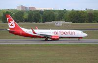 D-ABKA @ EDDT - Boeing 737-800 - by Mark Pasqualino