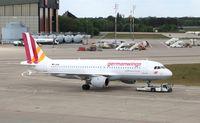 D-AIPW @ EDDT - Airbus A320