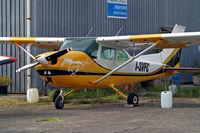 I-SVFC @ LIRU - Cessna 172M Skyhawk [172-65378] Rome-Urbe~I 23/08/2014