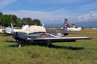 I-IBAB @ LIQN - SIAI-Marchetti S.205/20R [06-002] Rieti~I 24/08/2014