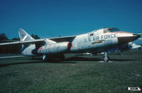 53-0431 @ FLO - 30431 at Florence Air & Missile Musem,SC.  Scrapped c.1998 -Nose sectione stored AMARG - by John Hevesi
