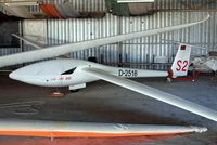 D-2516 @ LIQN - Glaser-Dirks DG-300 Elan [3E-340] Rieti~I 24/08/2014 - by Ray Barber