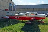 I-ACIR @ LIQN - Piper PA-28-140 Cherokee C [28-26747] Rieti~I 24/08/2014