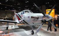 N58NG - PC-12 at NBAA Orlando Orange County Convention Center
