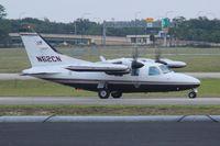 N62CN @ ORL - Mitsubishi MU-2B
