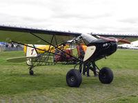 D-MLME @ EHHO - Hoogeveen Aerodrome Wings & Wheels, 14 May 2015 - by Henk Geerlings