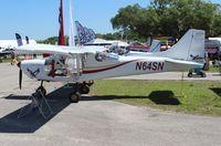 N64SN @ LAL - World Aircraft Company Sentinel