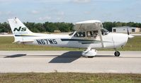 N67MS @ LAL - Cessna 172S
